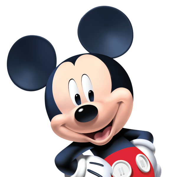 Firework mickey mouse