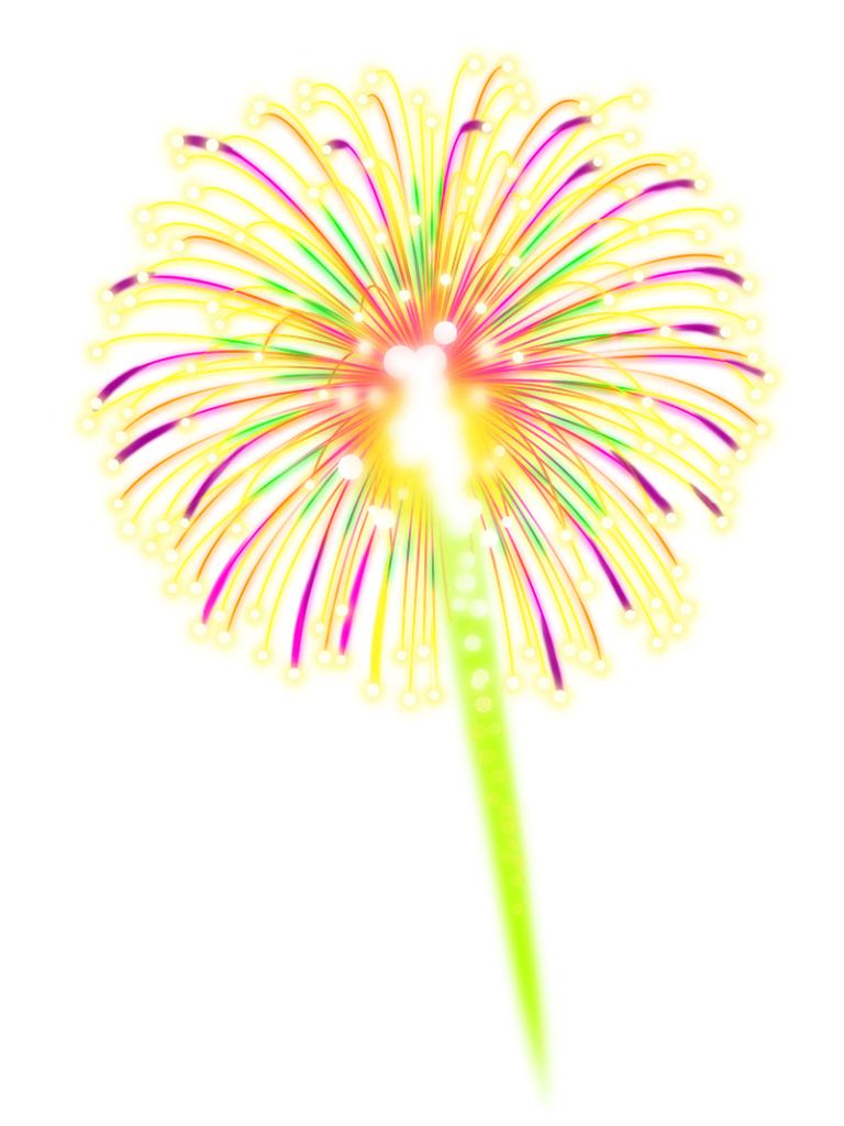 Firework clipart neon. Sparkle lightup fireworks colorful