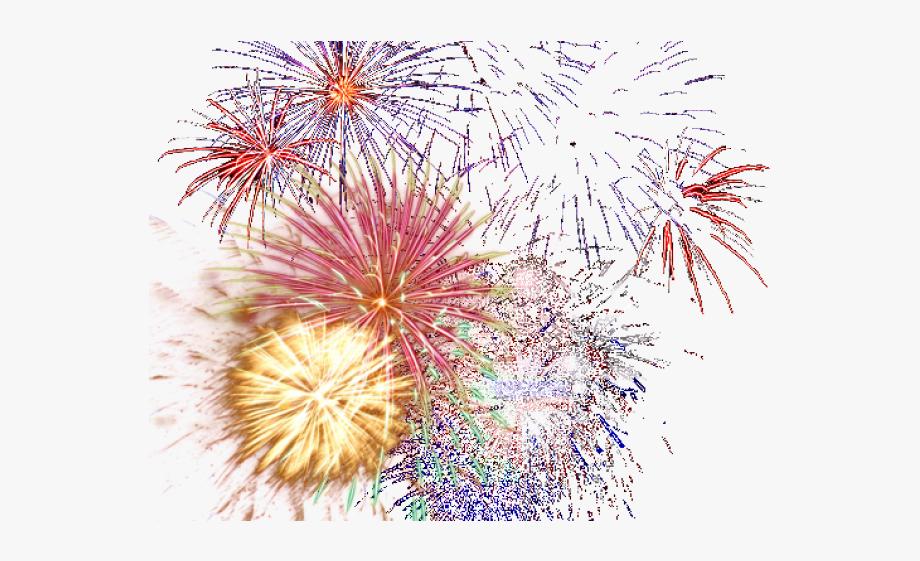 Bonfire s happy . Clipart fireworks new year firework
