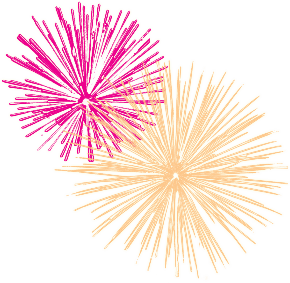 Clipart fireworks new year firework.  collection of png