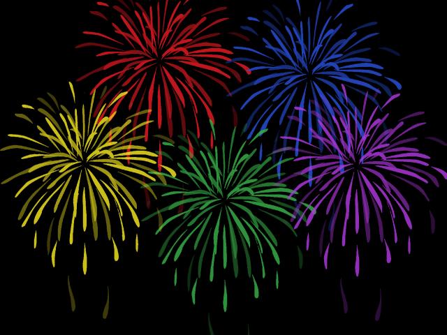 firework huge freebie. Clipart fireworks november