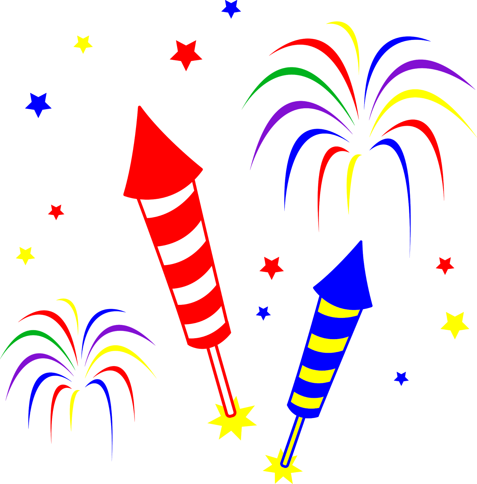 collection of high. Clipart fireworks november