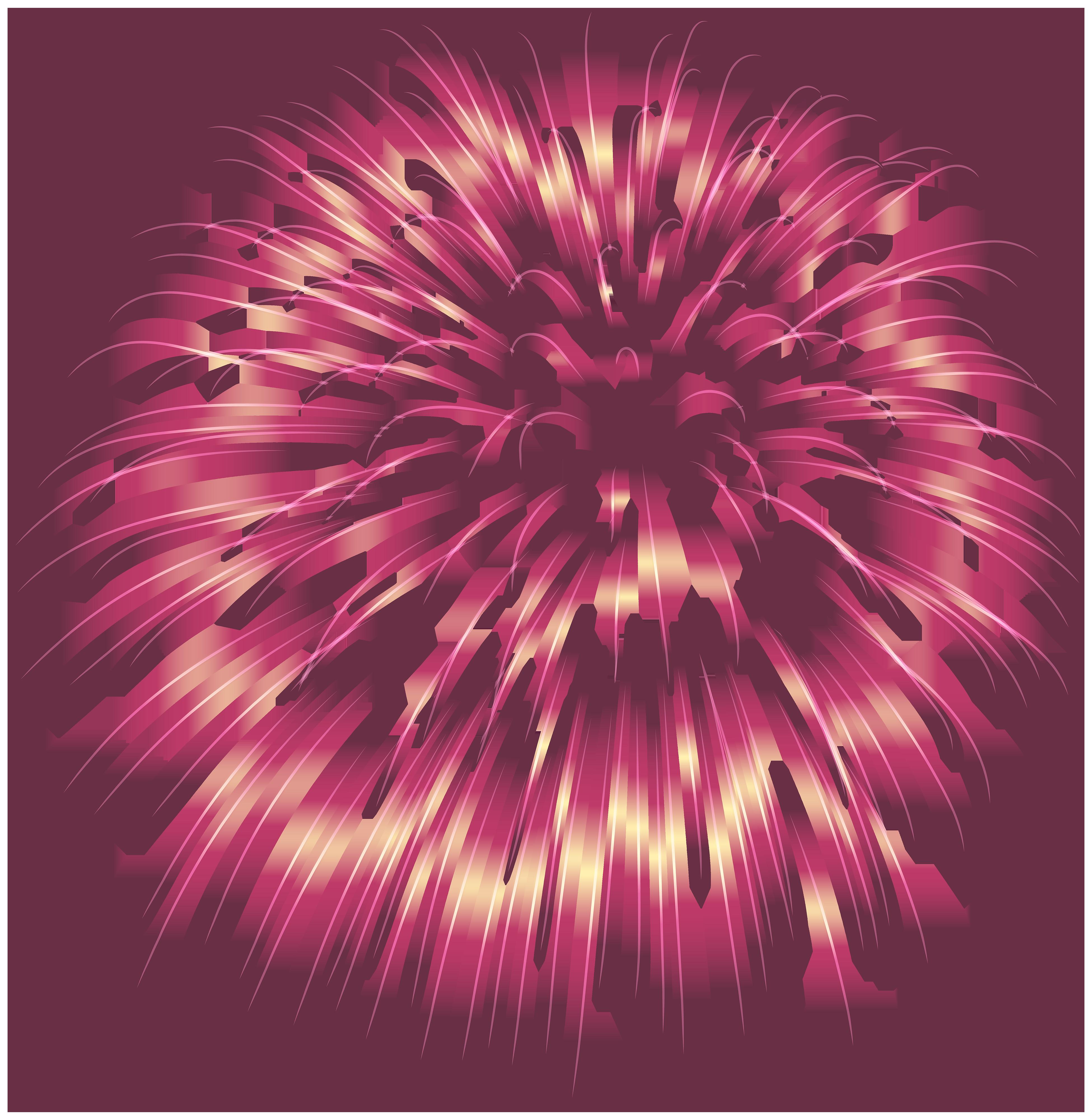 Clipart fireworks pink. Firework purple transparent png