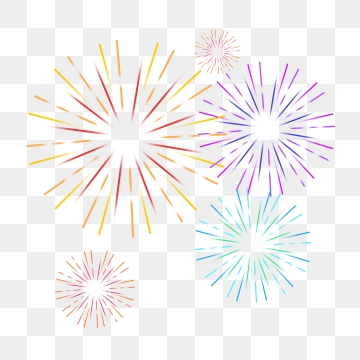 Firework clipart fire works. Images png format clip