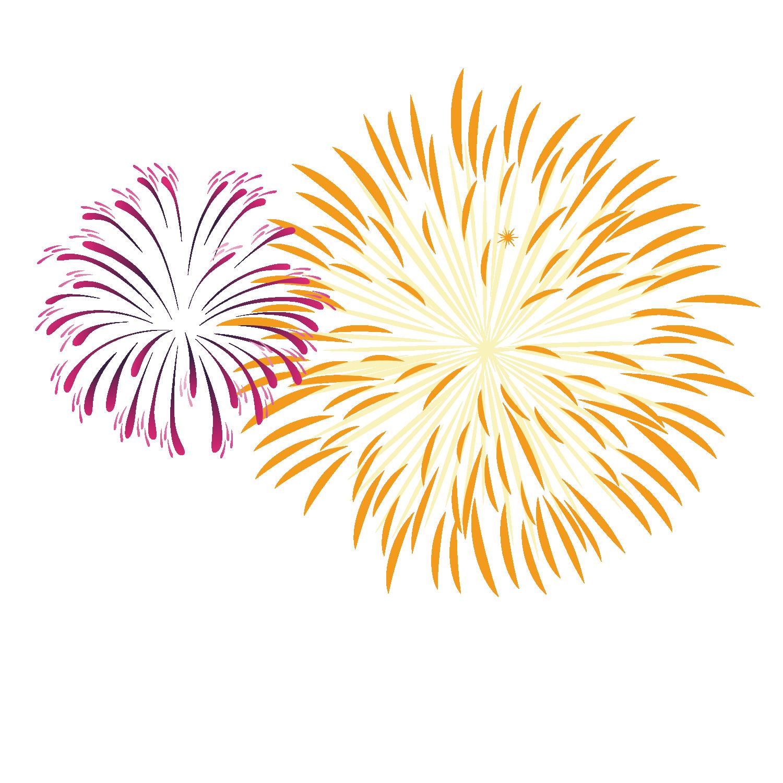 Clipart fireworks sparks. Pyrotechnics celebration transprent png