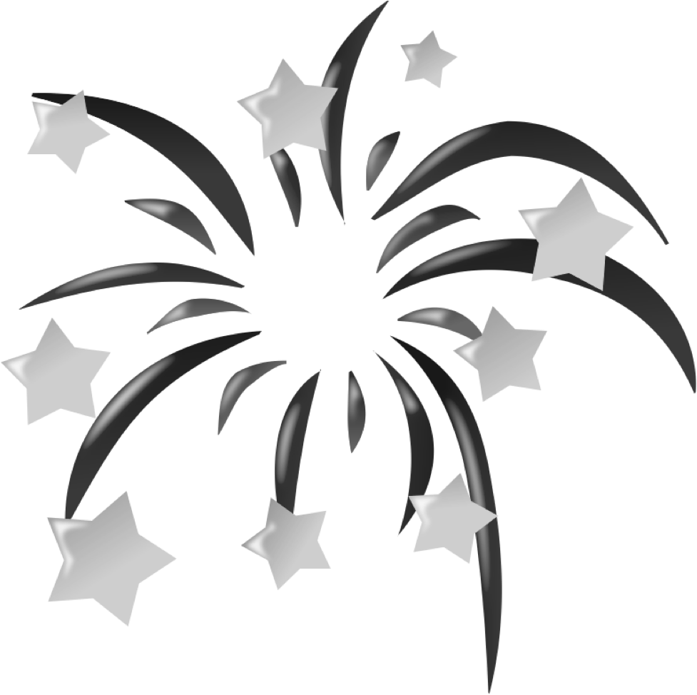 Clipart fireworks stencil. Patriotic onesie firecracker and