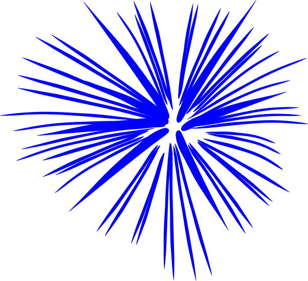 Fireworks Clipart Transparent