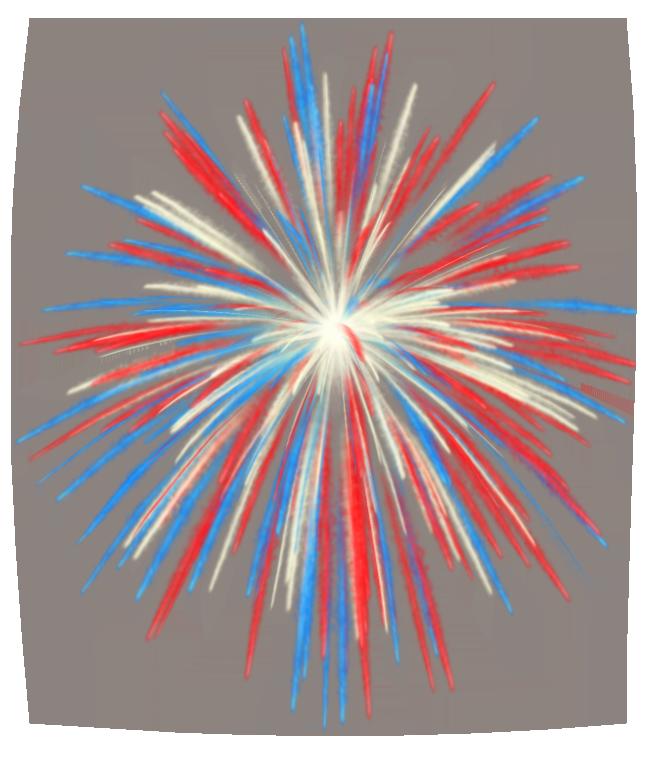 Clipart fireworks white background. Clip art red firework