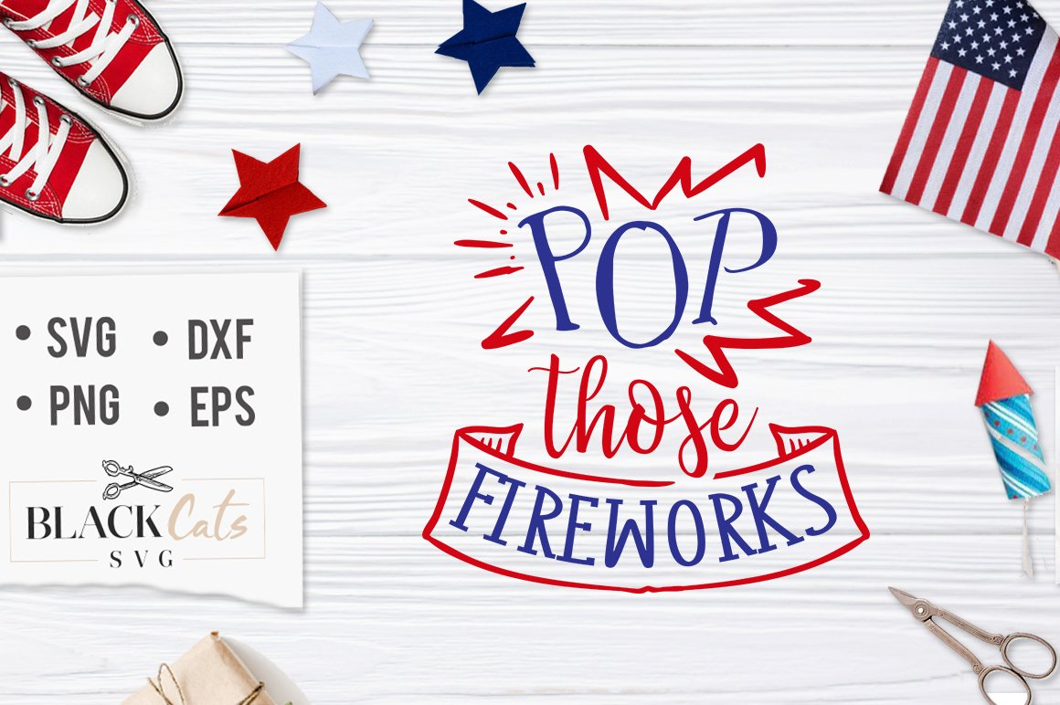 Clipart fireworks word. Pop those svg file