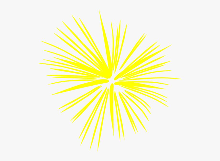 Firework clipart yellow. Fireworks free