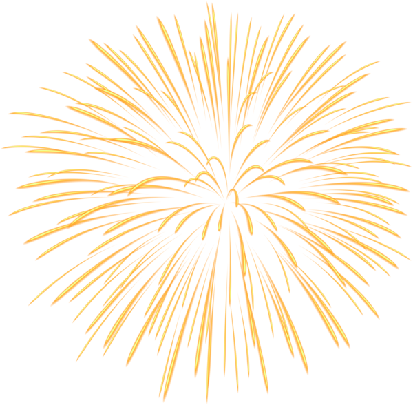 Gallery recent updates . Clipart fireworks yellow