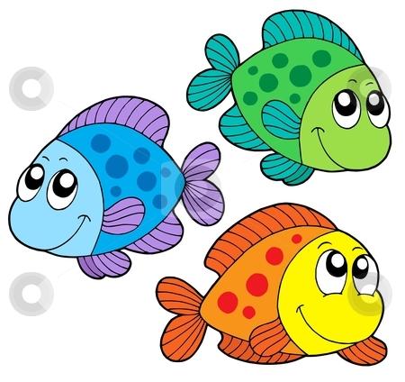 Cute . Clipart fish