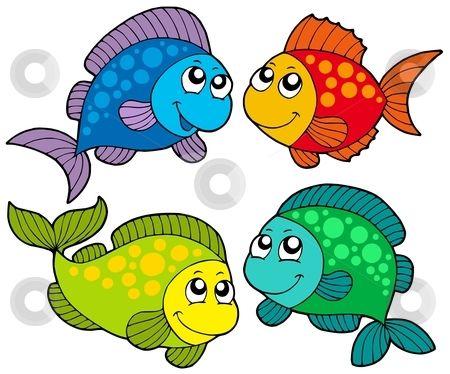 Free cute clip art. Clipart fish