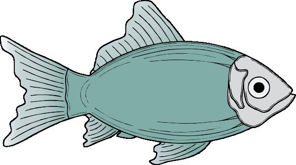 Clipart fish. Small