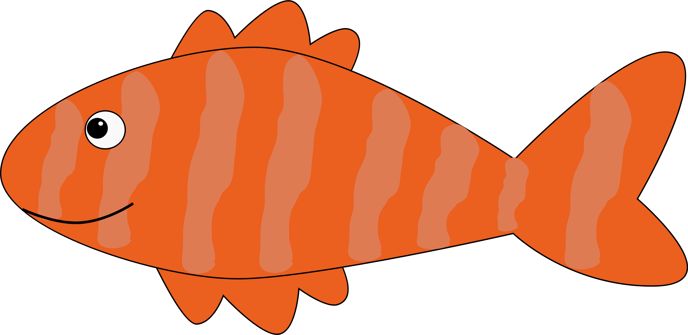Clipart fish animation. Cartoon icons png free