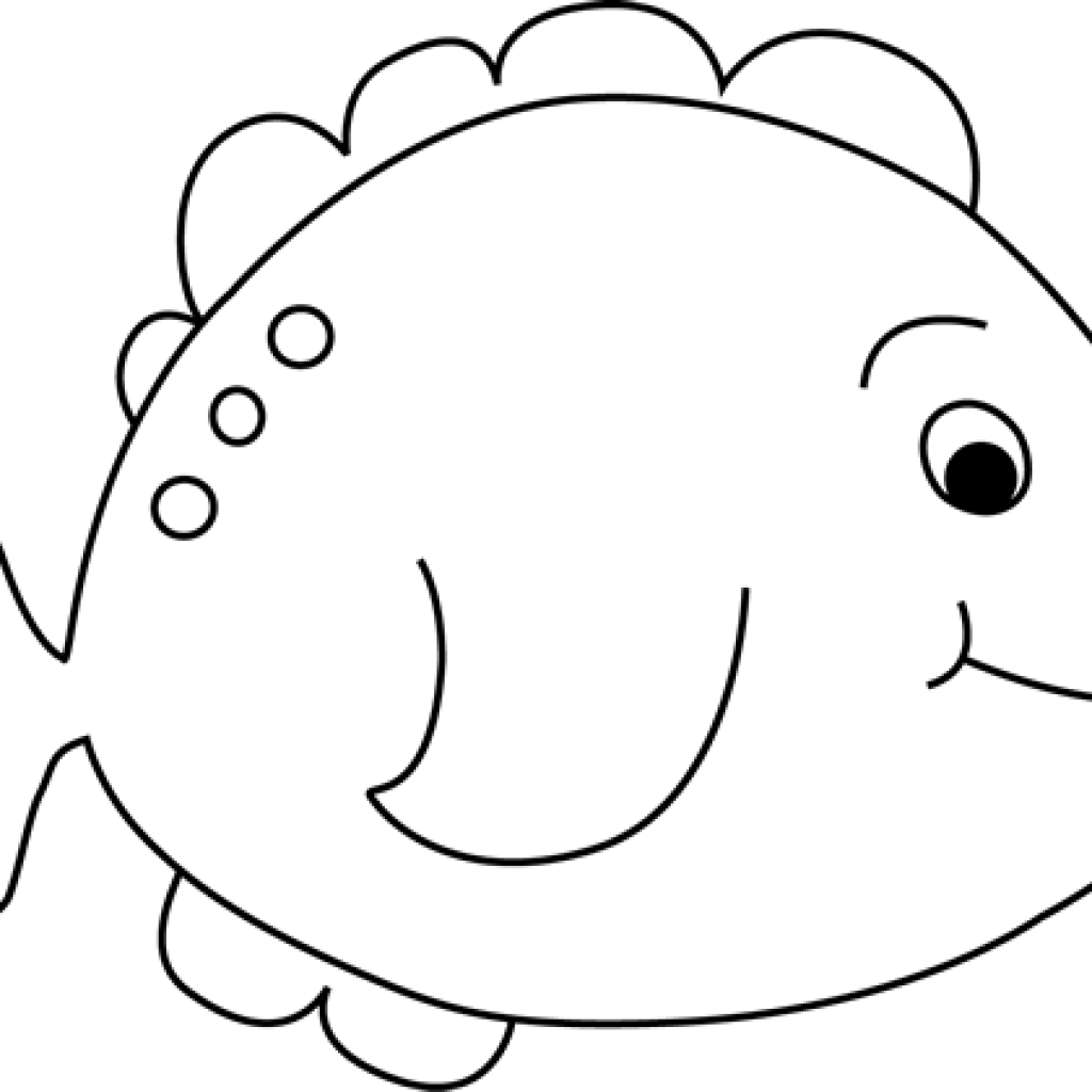 fish clipart bird