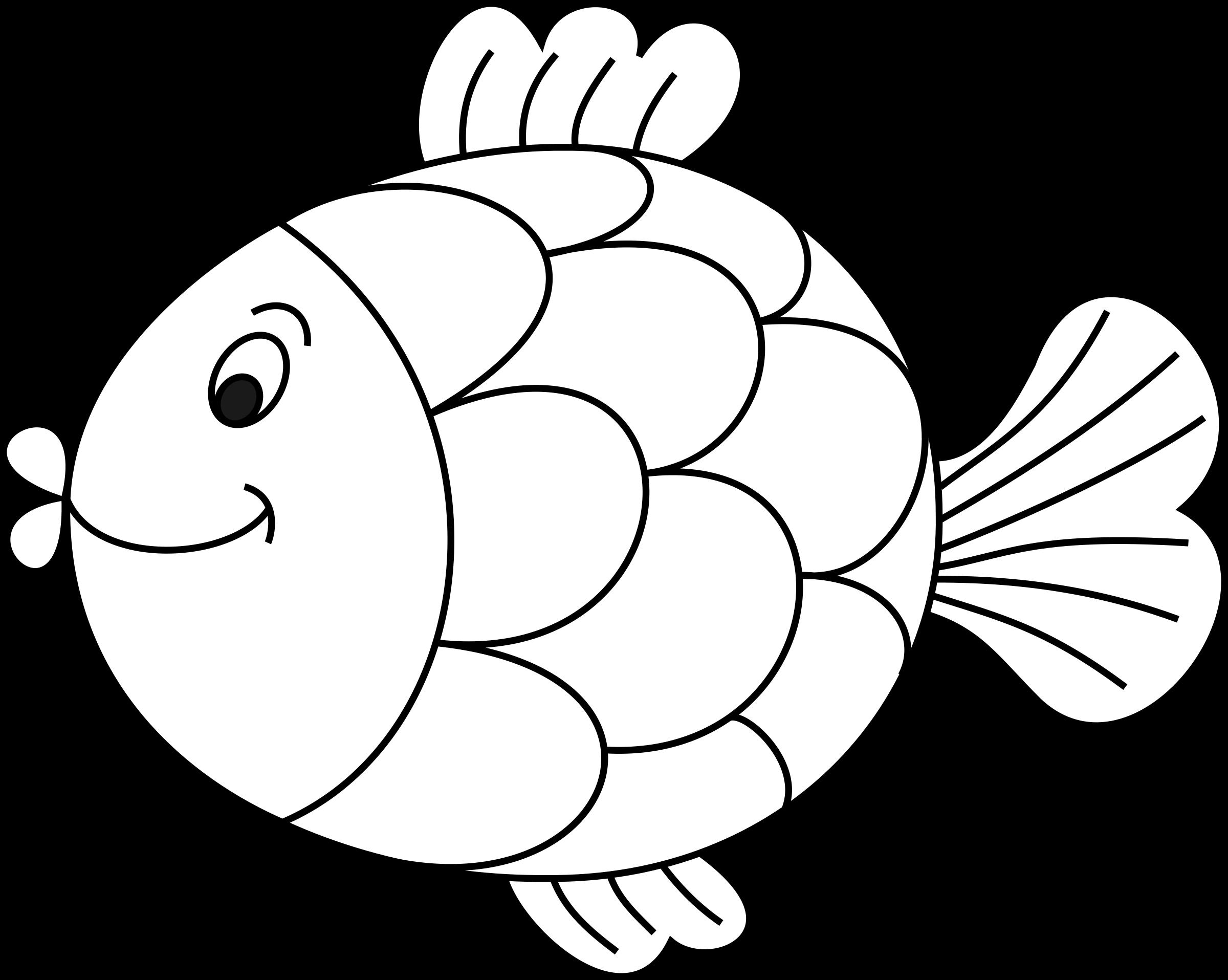 clipart fish book