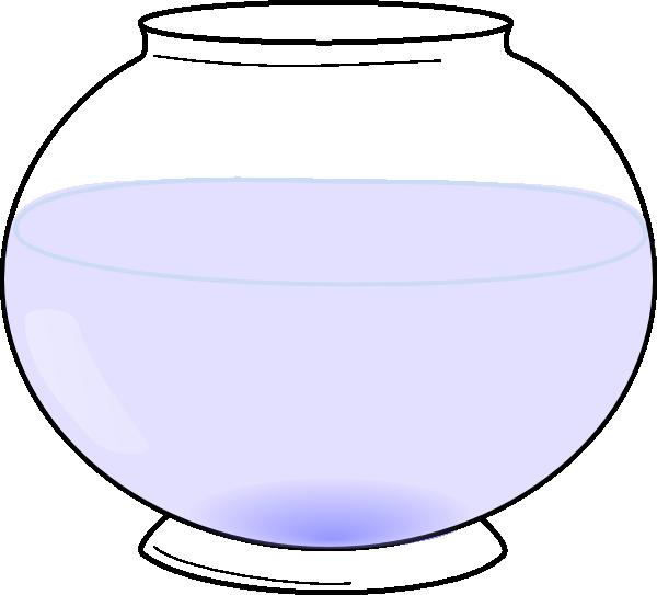 Clipart fish bowl. Fishbowl clip art at