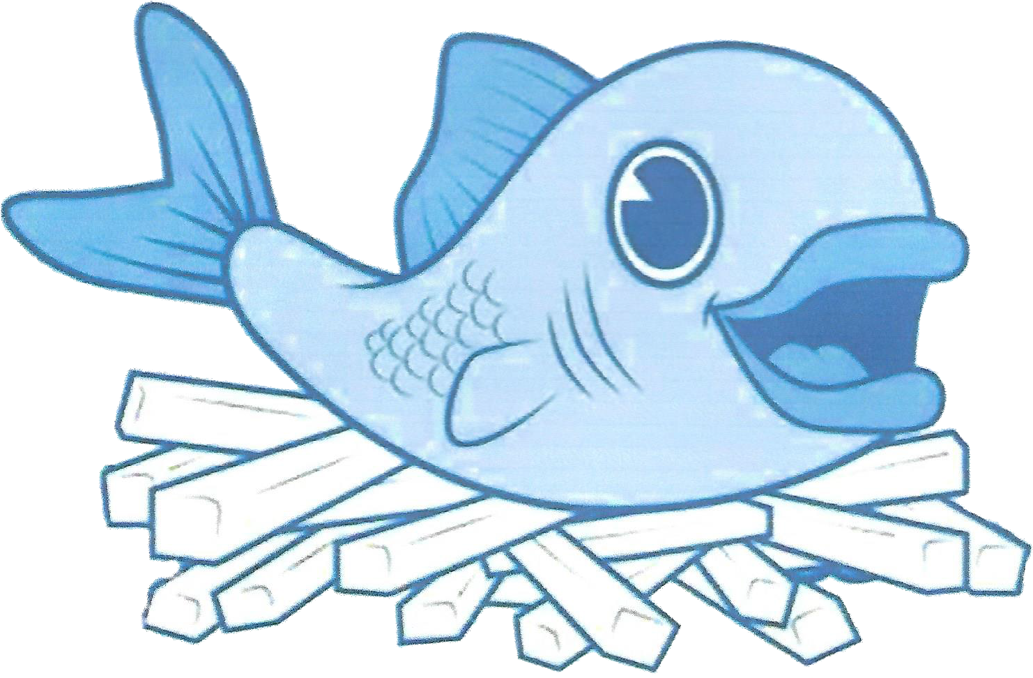 Ham clipart fish meat.  collection of and
