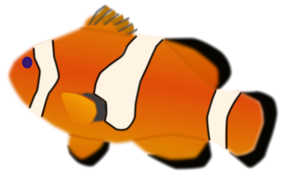 clipart fish clear background