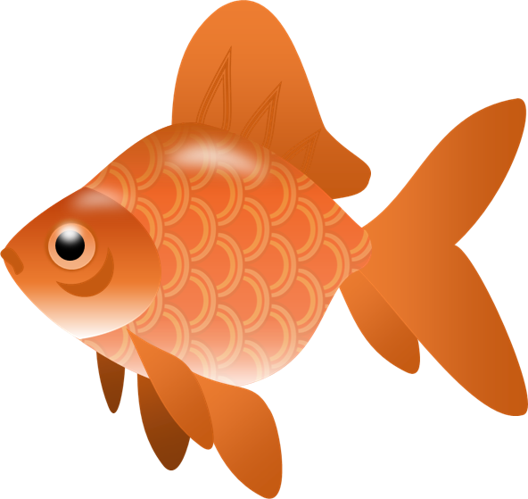 Goldfish clipart little fish.  collection of fishing