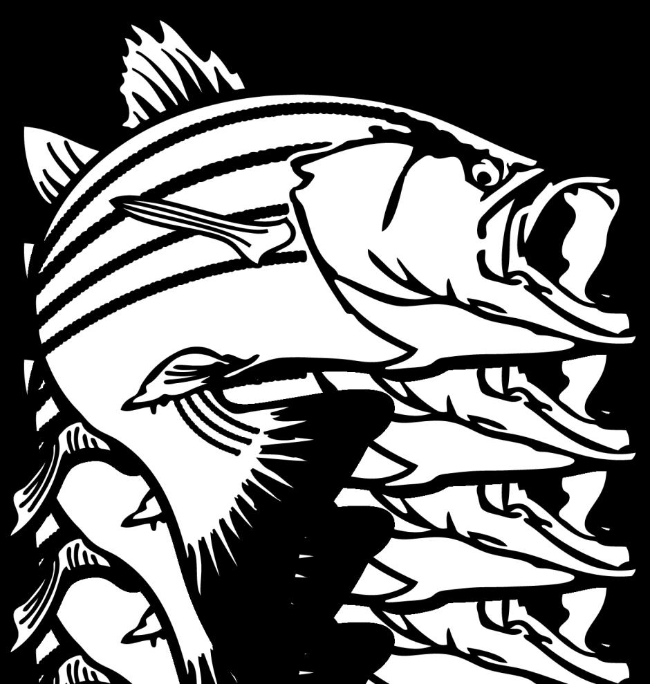 Clipart fish cod. Salmon clip art panda