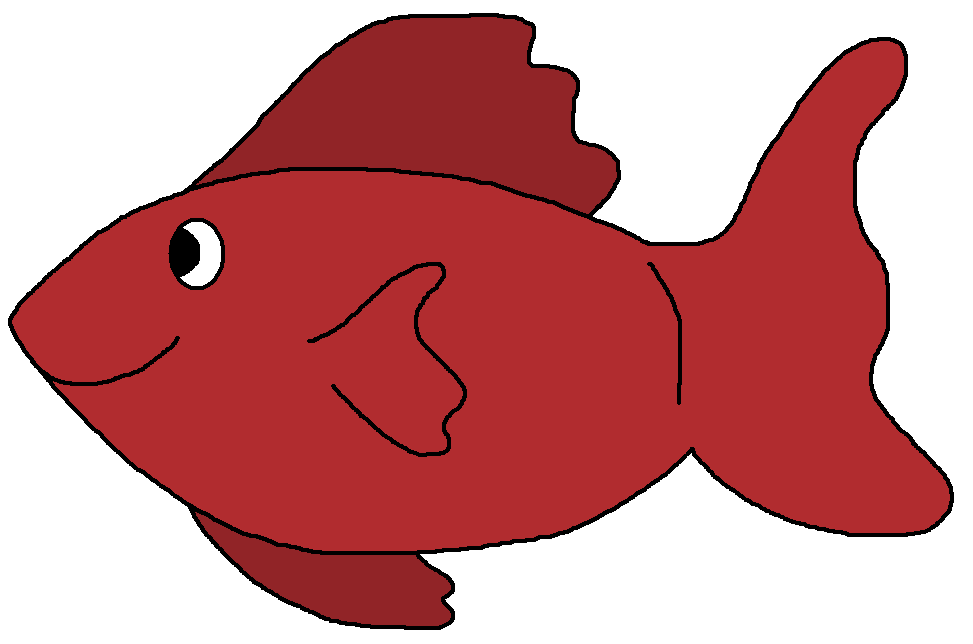 clipart fish colorful