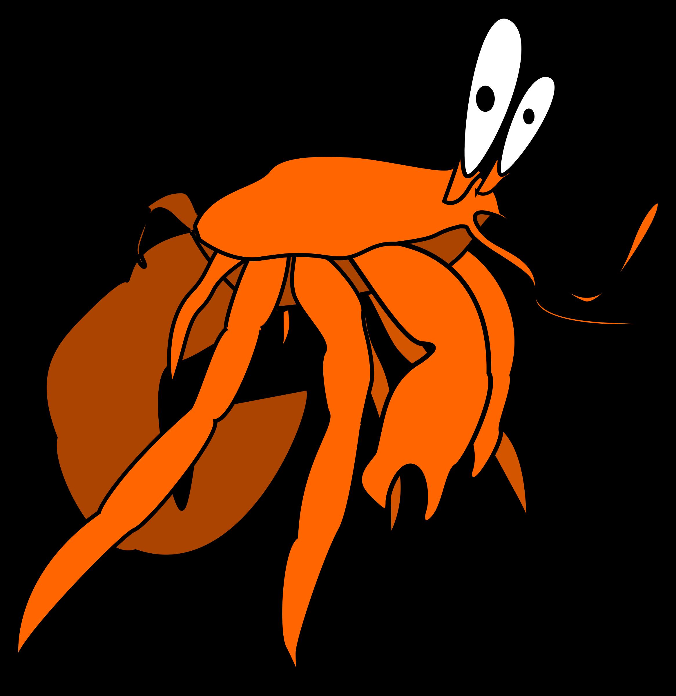 Big image png. Clipart fish crab
