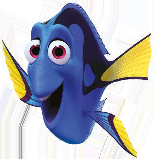 Nemo palette surgeonfish disney. Clipart fish dory