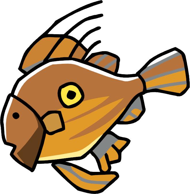 Dory clipart dory fish. Scribblenauts wiki fandom powered
