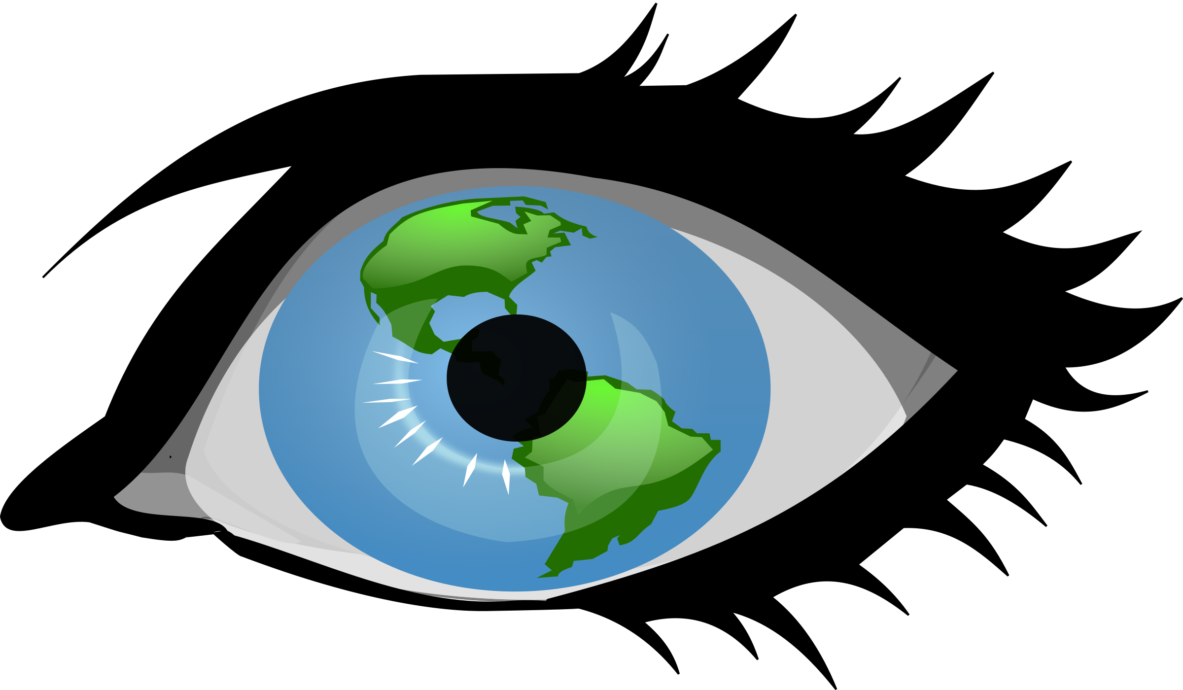 Eyeballs clipart sight. Blue eyes group eyeball