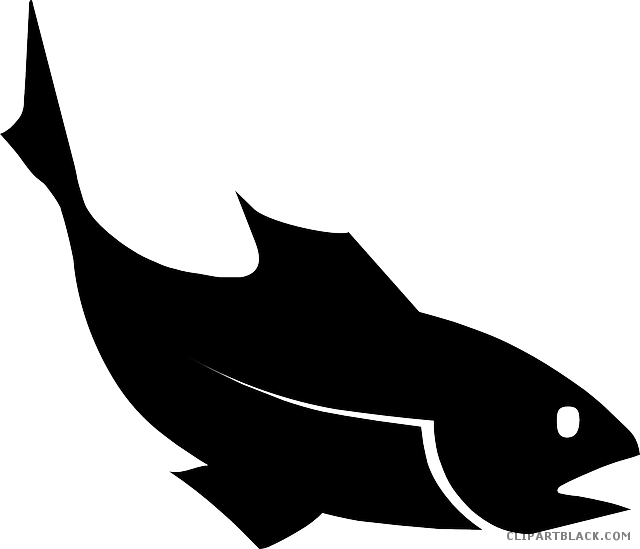 Clipartblack com animal free. Clipart fish food