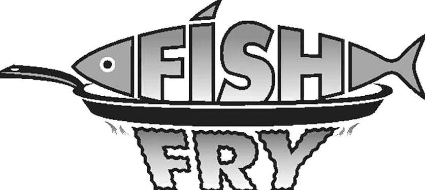 clipart fish frying