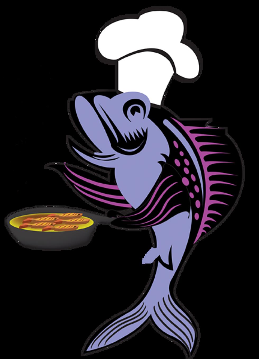 Foods clipart fry. Smithton community fish