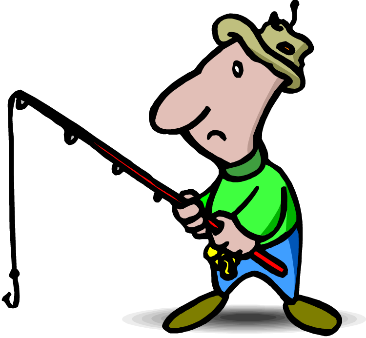 Guy clipart fishing.  collection of png