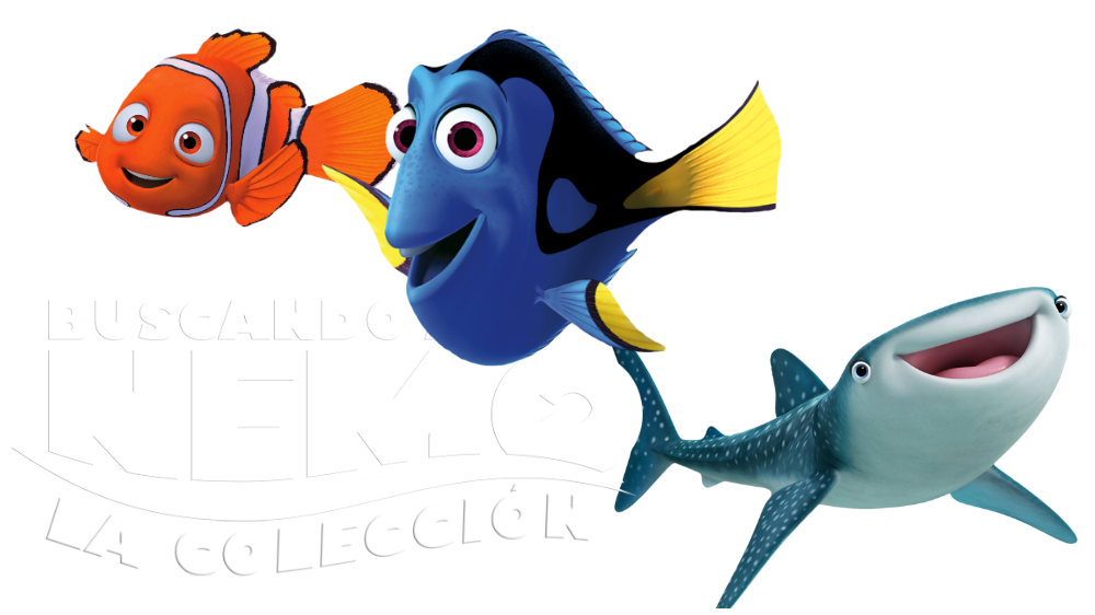 Finding collection movie fanart. Nemo clipart fsih