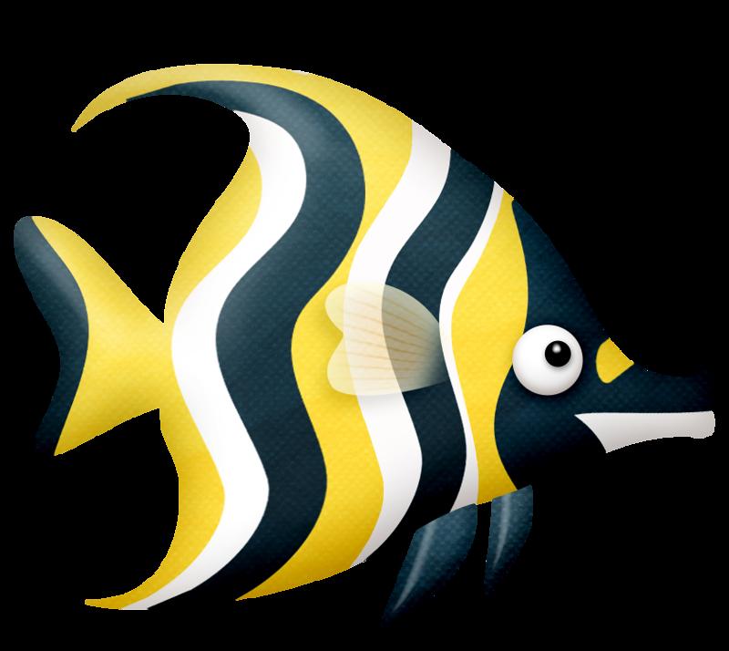 clipart fish ocean