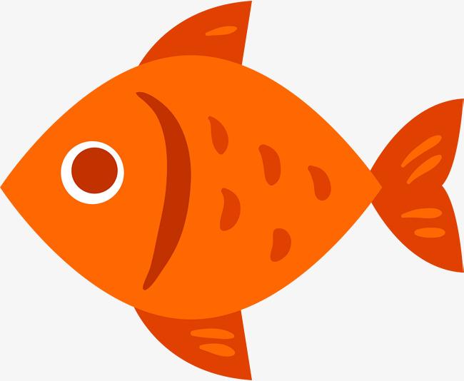 Clipart fish orange. Station
