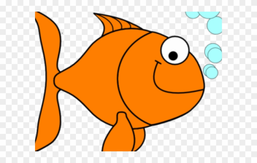 Gold object png download. Clipart fish orange