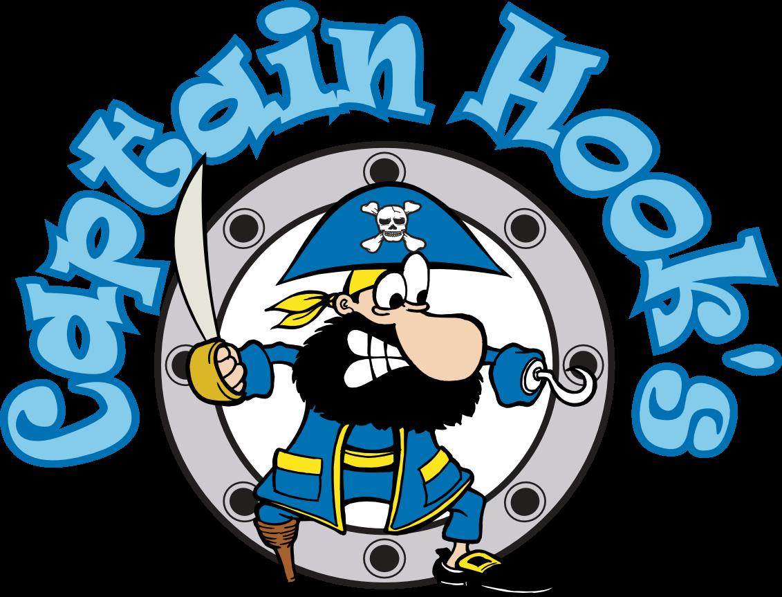 Captain hook s marina. Clipart fish scuba