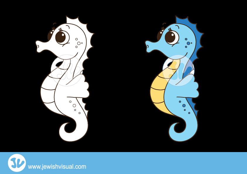 Jvisual seahorseclipart. Ocean clipart seahorse
