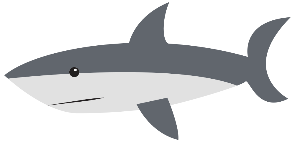 Onlinelabels clip art cartoon. Water clipart shark