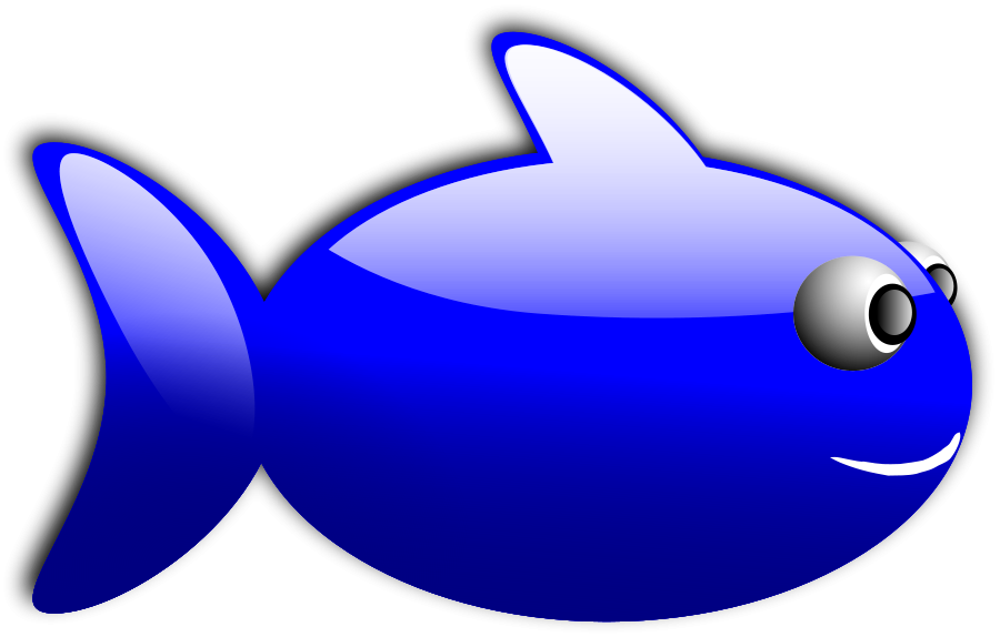 Free image clipartix. Clipart fish shark