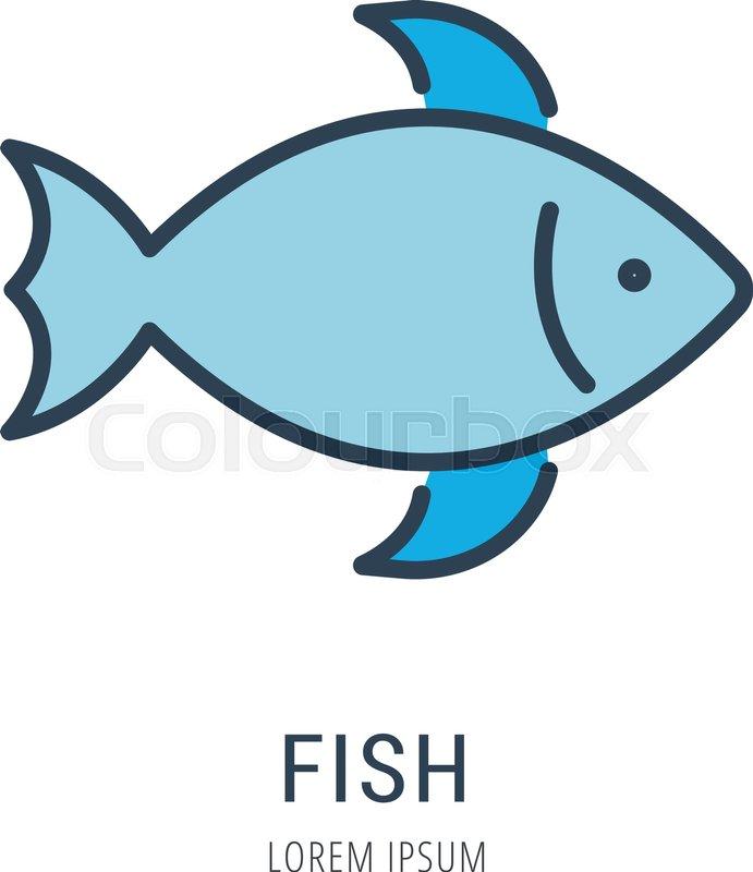 Clipart fish simple. Portal
