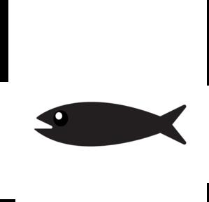 Clipart fish simple. Clip art at clker