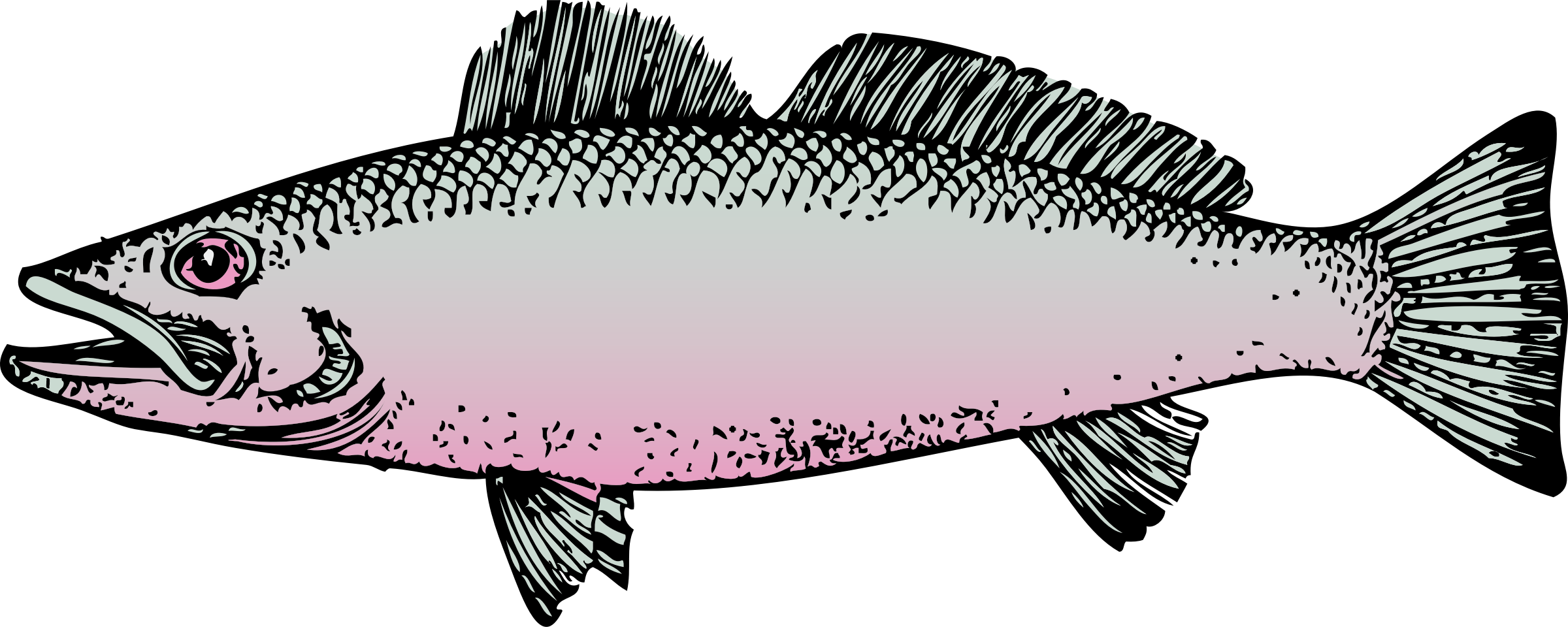 Father clipart fish.