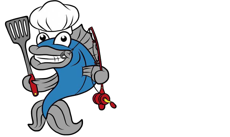 clipart fish tired