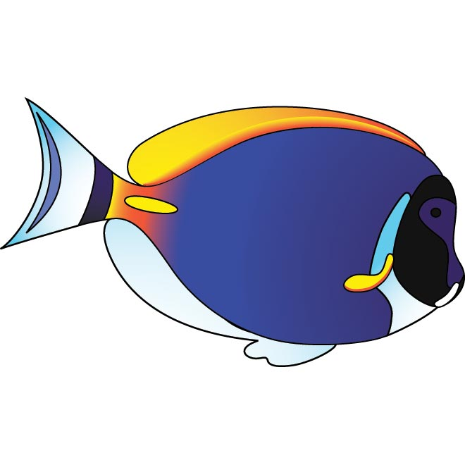 Fishing clipart vector. Free fish download clip