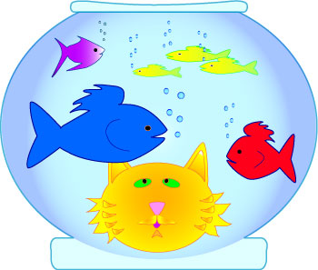 Fish clipart water. Free tank download clip