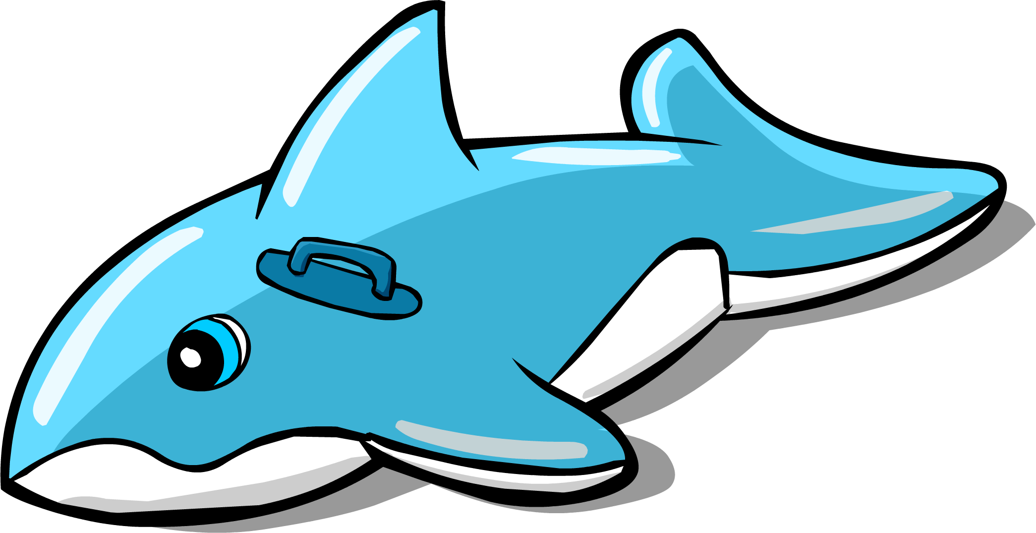Clipart fish whale. Inflatable club penguin wiki